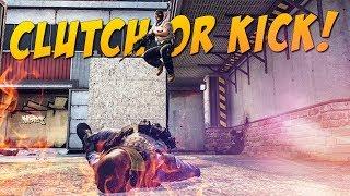 CS:GO - Clutch or Kick! #95