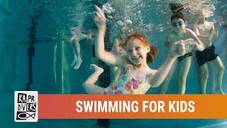 Dětské plavání s Kapr Divers