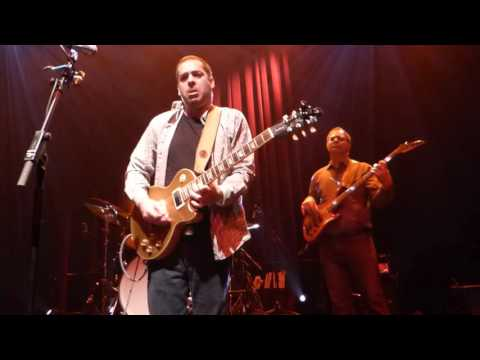 Albert Castiglia Band 'Let The Big Dog Eat' Utrecht, Holland, Oct. 24, 2015