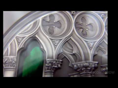2013 Tiffany Art - Venetian Gothic (Detailed Photos)