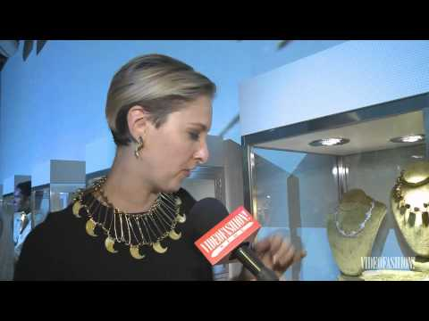 Lulu Frost and George Frost Spring/Summer 2015 - NYFW   VF NEWS