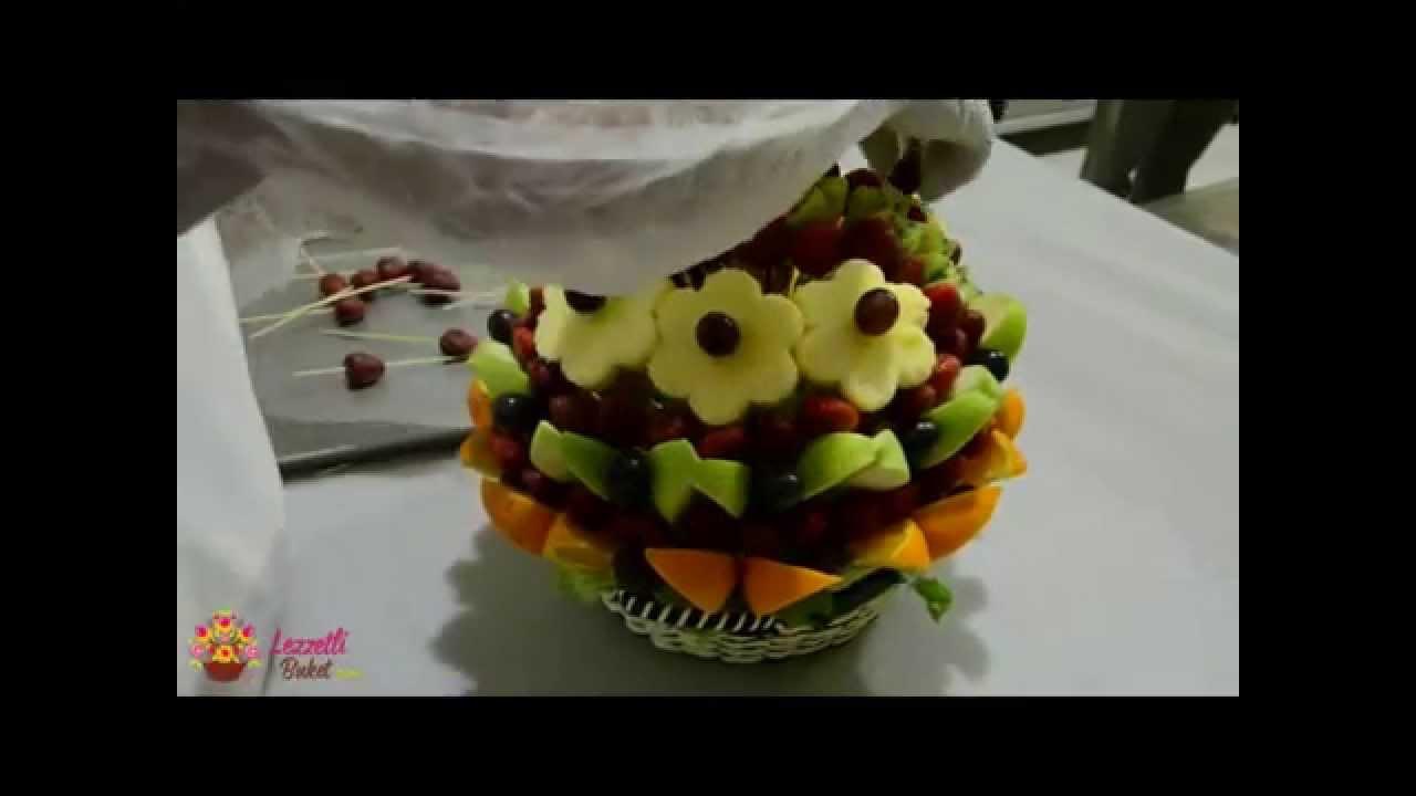 Meyve Sepeti Nasıl Yapılır Videosu