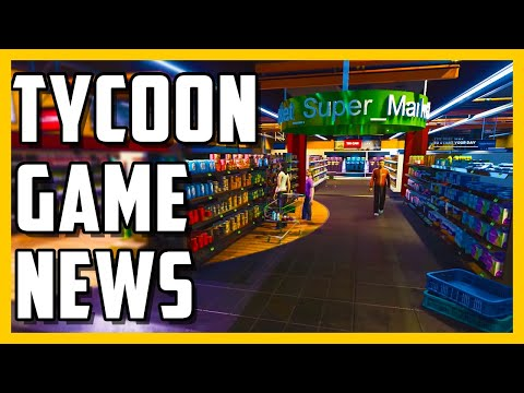Tycoon Management Game News - Best New Tycoon Games and Tycoon Game Updates