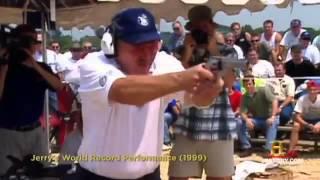 Мировой рекорд 12-ть выстрелов за 3 секунды