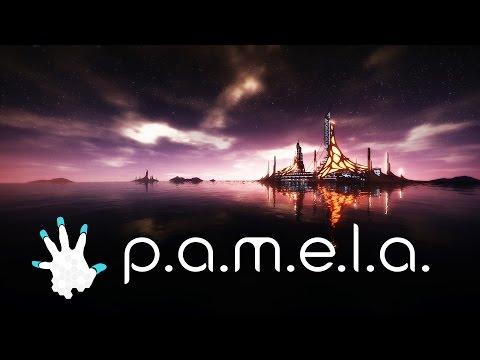P.A.M.E.L.A. - Announcement Trailer