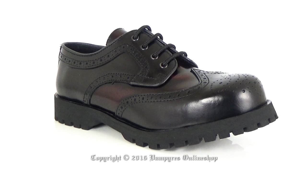 Boots And Braces 4 Loch Budapester Schwarz Burgundy YouTube
