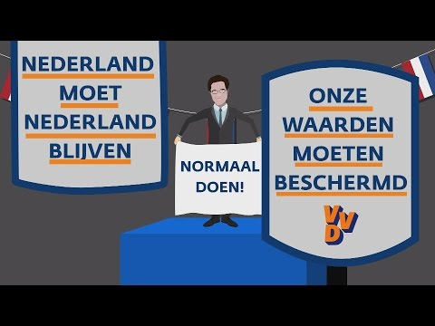 VVD in anderhalve minuut