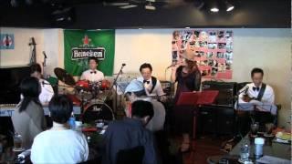 だし巻き玉子 Live in TAP yokohama 2011/08/07 No.1.