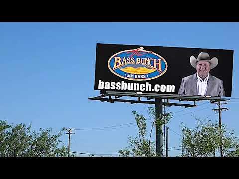 Jim Bass Ford Billboard 2