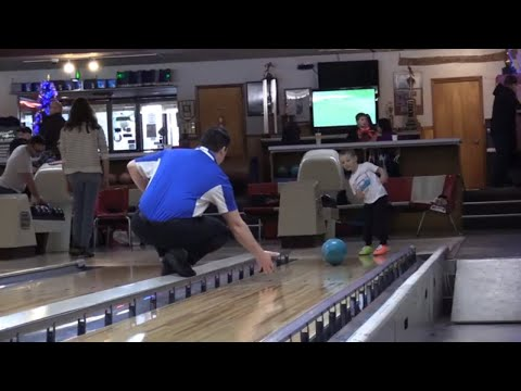 Bumper Thumpers At Milwaukie Bowl