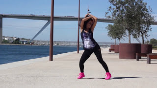 VYBZ KARTEL - ELECTRIC | DANCEHALL CHOREOGRAPHY by DORIANE GREENS