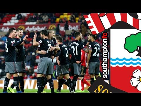 HIGHLIGHTS: Sunderland AFC 0-4 Southampton