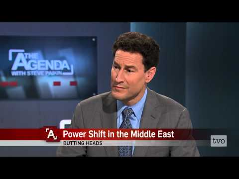 Power Shift in the Middle East