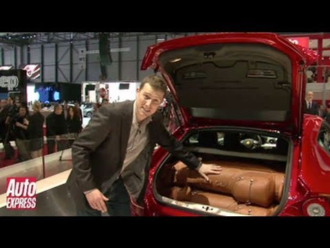 Ferrari FF - Geneva Motor Show - Auto Express