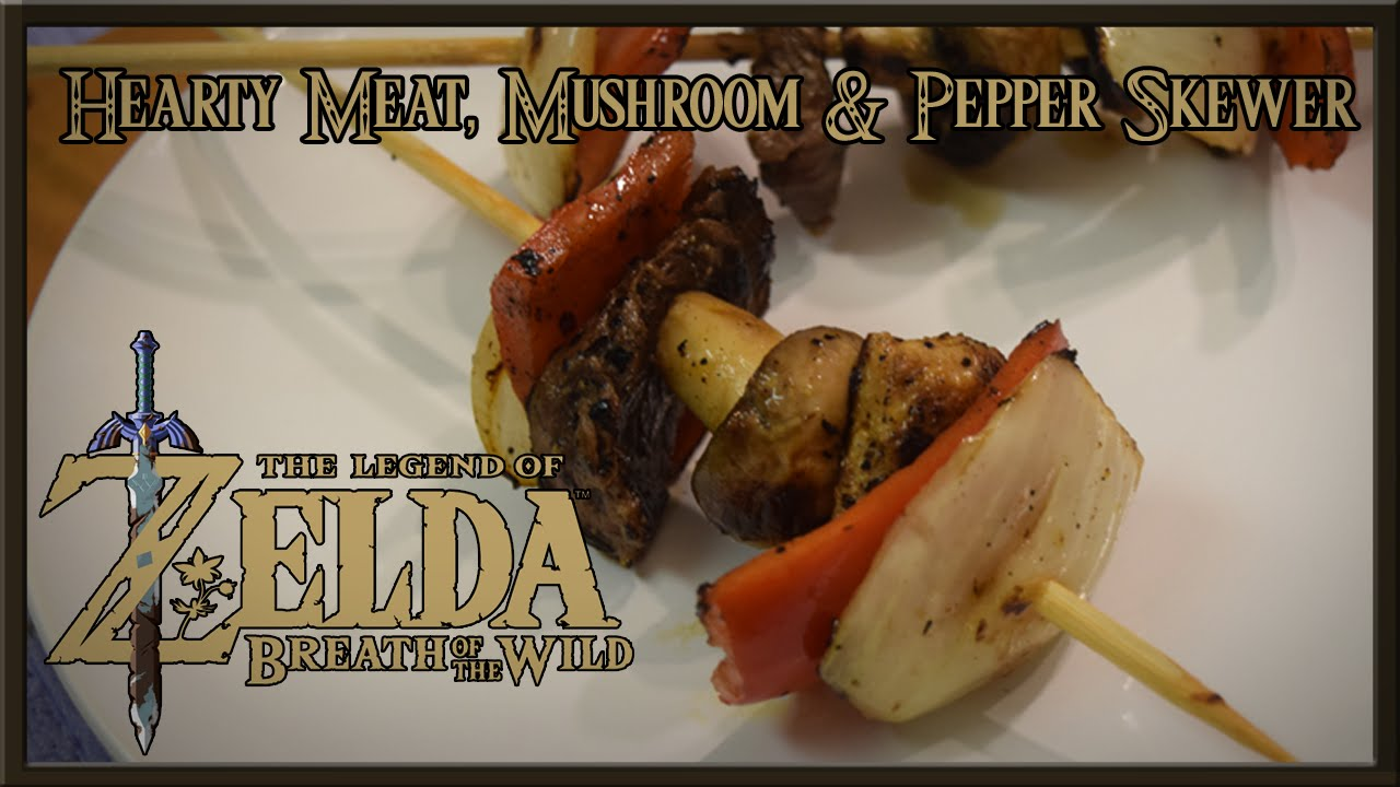 If you could eat or drink one thing from a video game for Cuisine zelda