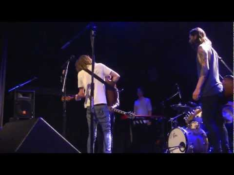 """""""Weights and Measures"""" - Dry the River (@ The Bowery Ballroom)"""