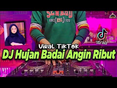 Download DJ HUJAN BADAI ANGIN RIBUT SLOW VIRAL TIKTOK REMIX FULL BASS TERBARU 2021   DJ LUCID DREAM