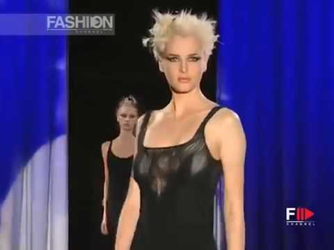 GIANNI VERSACE Spring Summer 1997 Milan - Fashion Channel