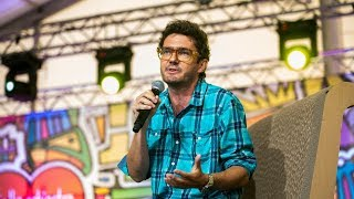 Zobacz spotkanie z Kubą Wojewódzkim z #Woodstock2013 thumbnail