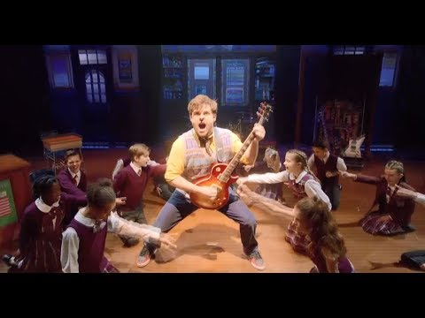 SCHOOL OF ROCK The Musical | Coming to Dallas August 2018