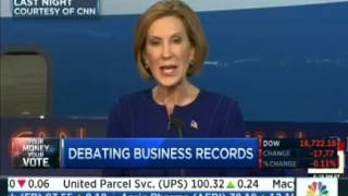 Yale's Jeffrey Sonnenfeld SHATTERS Carly Fiorina on her DISASTROUS business record (FULL)