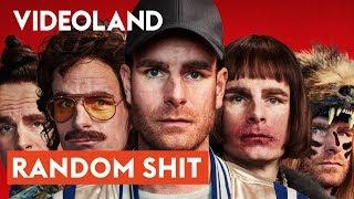 Bekijk de officiële trailer van Random Shit met Henry van Loon