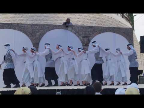 St. Ephrem Lebanese Festival 2016 - Adult Group