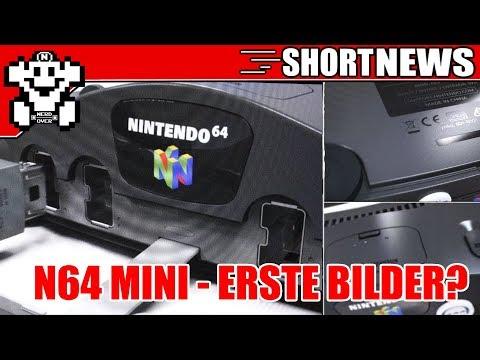 N64 Classic Mini - Erste Bilder? - Short #NerdNews 335
