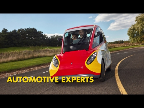 Shell Concept Car - One Year On