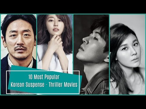 10 Most Popular Korean Suspense  Thriller Movies