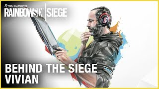 Rainbow Six Siege: Vivian Rocray – Art of Siege | Behind the Siege | Ubisoft [NA]