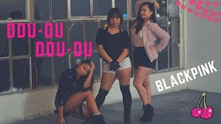 Ddu-Du Ddu-Du BLACKPINK Dance Tutorial | Kpop Choreography