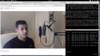 Hacking Windows 10 and Turning on The Webcam Using BeEF  Veil  Metasploit