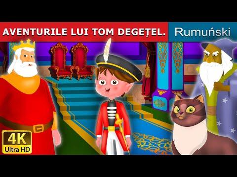 AVENTURILE LUI TOM DEGEȚEL | Povesti pentru copii | Basme in limba romana | Romanian Fairy Tales
