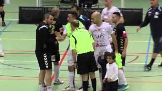 FT Antwerpen Morlanwelz de wedstrijd