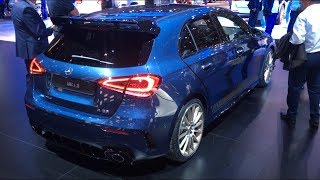 MERCEDES A-Class A35 AMG - first look and FULL REVIEW (Edition 1)
