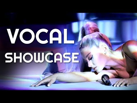Is this Ariana Grandes vocal comeback? May Vocal Highlights F3A5B5