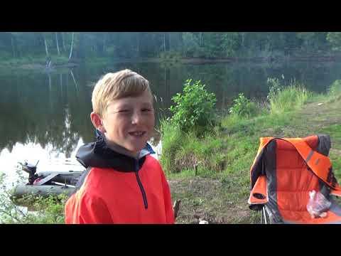 Рыбалка в Весьегонске 26-28 июля 2019 г.
