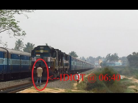 Train videos from Tamil Nadu : New Year Special !! Indian Railways