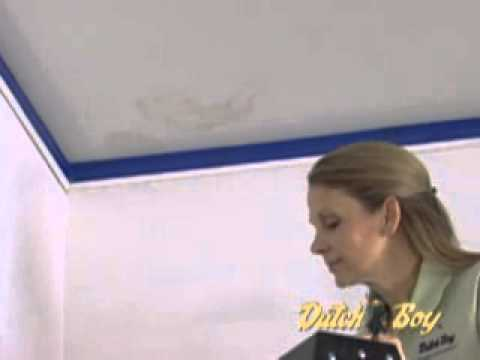 How to Repair Water and Smoke Damage on Walls - Dutch Boy Paints