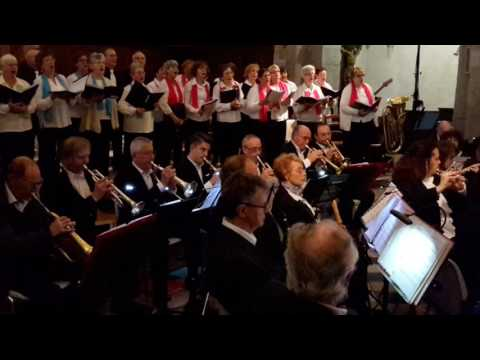 Concert de la Chorale des Oliviers accompagnée du Groupe Musical du Nyonsais à l'Alicoque de Nyons