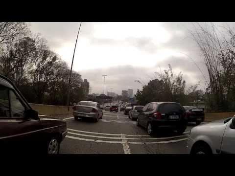 VISÃO DA MOTO SIMBÓRA PRO CENTRÃO DE SÃO PAULO