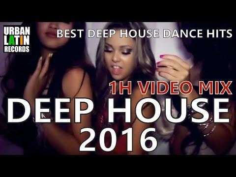 DEEP HOUSE 2016 ► MEGA VIDEO HIT MIX ► PITBULL, AKON, SNOOP DOGG