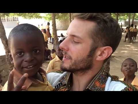 Peace Corps Ghana Vlog #4 - Day in the Life (at School)
