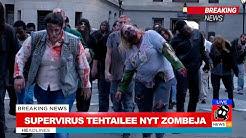 Lukeminen kannattaa aina - vaikka viruspandemia tehtailisi zombeja!