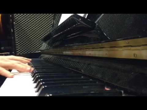 Benny Anderson - Happy new year piano...
