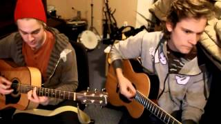 Moonshine (Jack Johnson cover) - Rupert & The Daily Express
