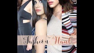 FASHION HAUL ( TRY ON) | Shein.com, Forever 21, HnM | Malvika Sitlani