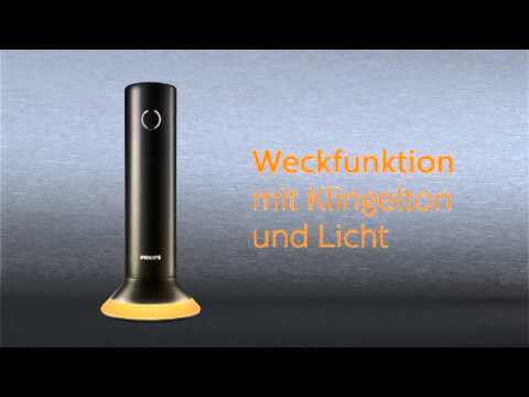 Philips Designtelefon Linea Lux M3451B/38 | Philips Sound