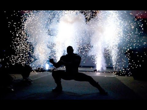 Wrestling: Return Entrances With Pyro